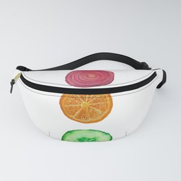Healthy Traffic Lights Fanny Pack