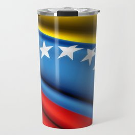 Flag of Venezuela Travel Mug