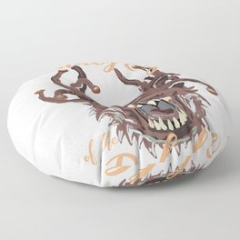 Beauty Is In The Eye Of The Beholder RPG Tabletop Floor Pillow