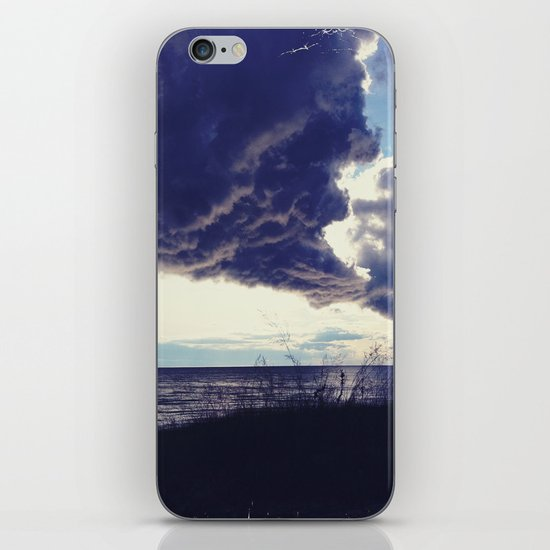 U.P. Clouds iPhone & iPod Skin