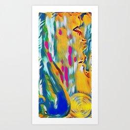 Dreamline Art Print