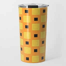 JoJo - Narancia Ghirga Pattern Travel Mug