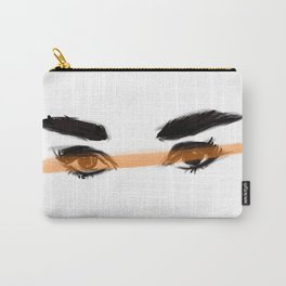 Audrey's eyes 2 Carry-All Pouch