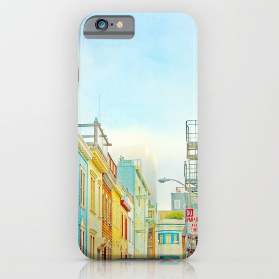 SF Tops 1 iPhone & iPod Case