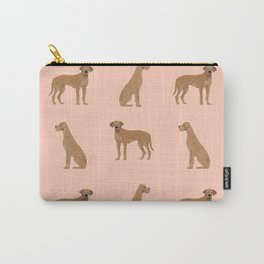 Great Dane dog gifts must have pure breed great danes dog pattern Carry-All Pouch
