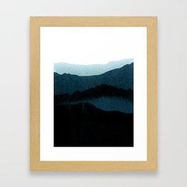 igneous rocks 3 Framed Art Print