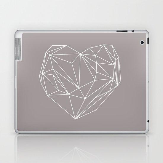 Heart Graphic Laptop & iPad Skin