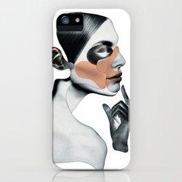 The Philosopher iPhone Case
