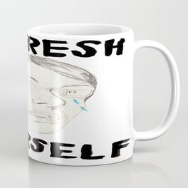 REFRESHYOURSELF Coffee Mug