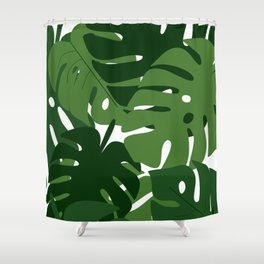 Animal Totem Shower Curtain