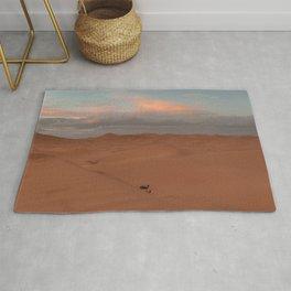 Desert Sunset II - Sahara, Morocco Rug