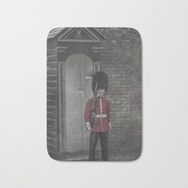Queen's Guard Bath Mat