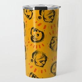 Chatter Print Travel Mug