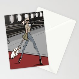 Jetsetter Stationery Cards