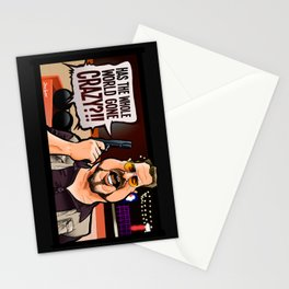 Over the Line! Stationery Cards