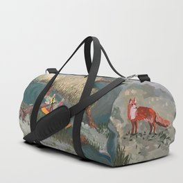 Canoeing Duffle Bag