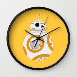 "BB-8 - ""Bleep Bop Bleeb"" Wall Clock"