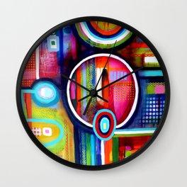 Focus série 'TDAH' Wall Clock