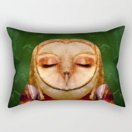 Namaste Rectangular Pillow