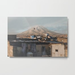 Arequipa, Peru Metal Print