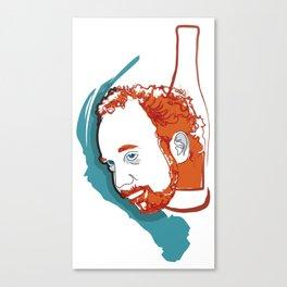 Paul Giamatti - Miles - Sideways Canvas Print