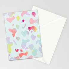 Sorbet drops Stationery Cards