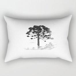 Araucária Tree Rectangular Pillow