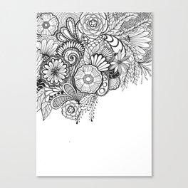 mixed Canvas Print
