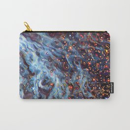 Painted Large Magellanic Cloud Carry-All Pouch
