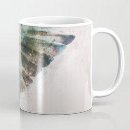 An angel lost its wing Coffee Mug