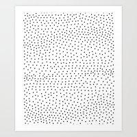 PUNTI Art Print
