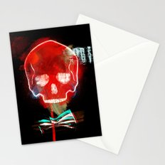 cool_skull Stationery Cards