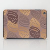 calligraphy iPad Cases featuring Calligraphy 4 by Johs