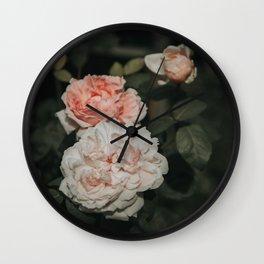 Pink & Pinker Wall Clock