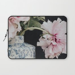 Pink Peonies II Laptop Sleeve