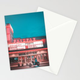 Fairfax red Stationery Cards