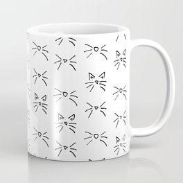 Kitty Whiskers Coffee Mug