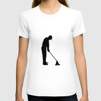 golf T-shirts featuring GOLF by INNOCENT DESIGNER