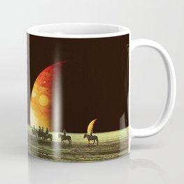 Horse ride Coffee Mug