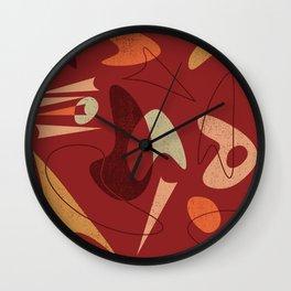 Mota Lava Wall Clock