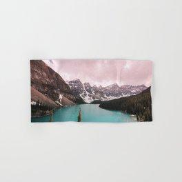 Moraine Lake Banff National Park Hand & Bath Towel