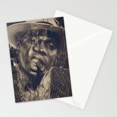 DARK SMOKE Stationery Cards