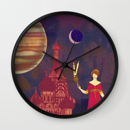 Hekate Wall Clock