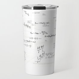 Mathspace - High Math Inspiration - Inverted Color Travel Mug
