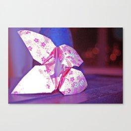 Origami 1 Canvas Print