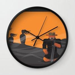 m.eye.cbeth Wall Clock