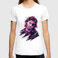kurt rahn T-shirts featuring Kurt Russell: BAD ACTORS by Largetosti