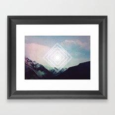 Forma 01 Framed Art Print