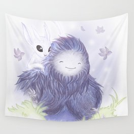 Mother & Daughter Wall Tapestry