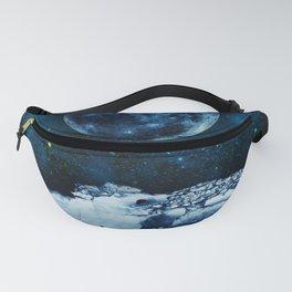 Blue Traveler Fanny Pack